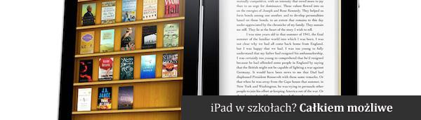 Eksiążki na iPadzie