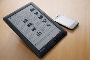 E-czytnik ASUS DR-950