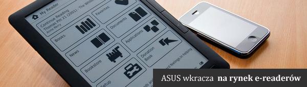 Nowe e-czytniki ASUSA