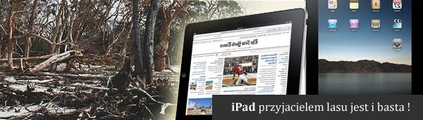 Apple iPad zastąpi papier?