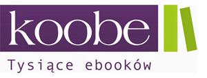 Logotyp księgarni Koobe.pl