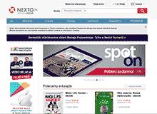 Książki online w nexto.pl