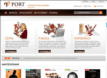 Self-publishing PortPublish