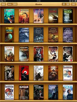 E-książki w iBooks