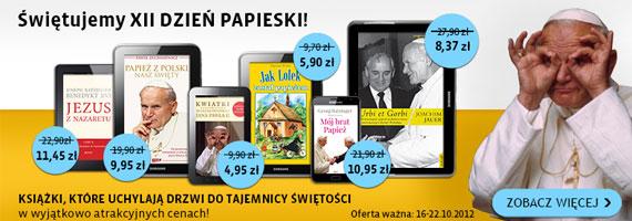 Ebooki o Papieżu