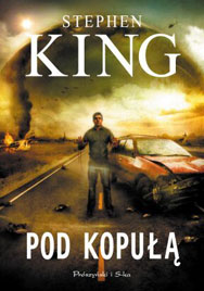 "Ebook Kinga ""Pod Kopułą"" za 9,90 zł"