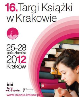 Targi Książki Kraków banner