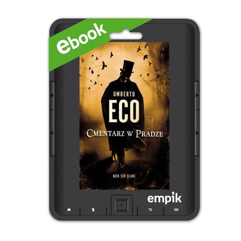 Umberto Eco - okładka ebooka