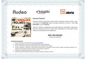 Darmowy audiobook od Audeo.pl