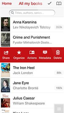 Organizacja biblioteki w aplikacji Marvin