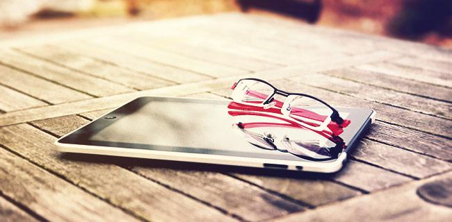Jak czytać e-booki na smartfonie lub tablecie