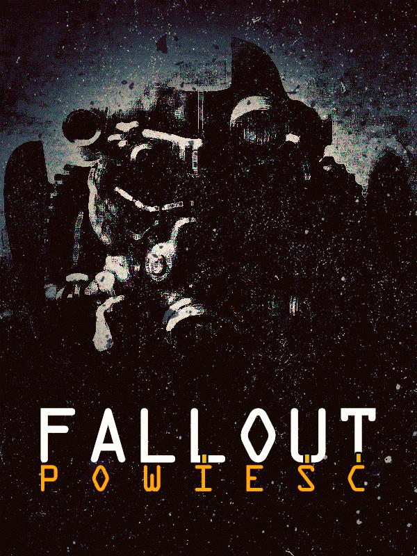 Fallout Powieść – okładka